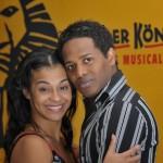 Danny Yanga und Ava Brenann im Theater im Hafen